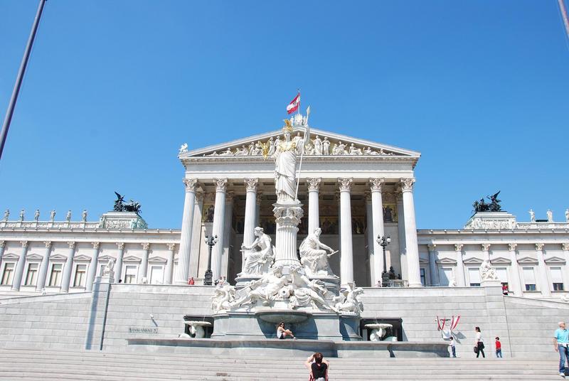בית הפרלמנט המרשים