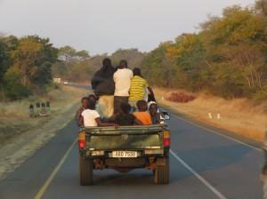 דרום אפריקה תכנון
