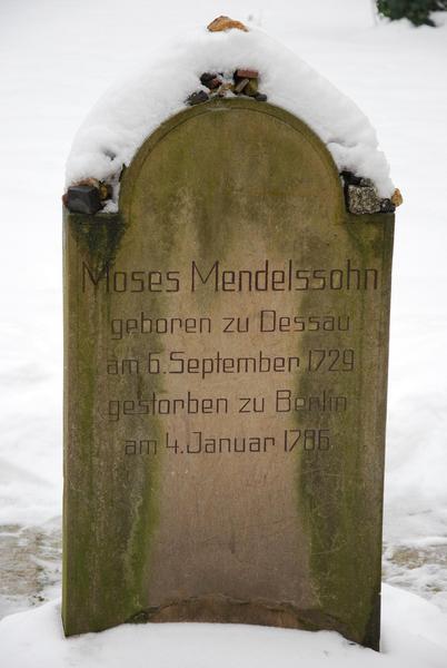 מצבה של מנדלסון