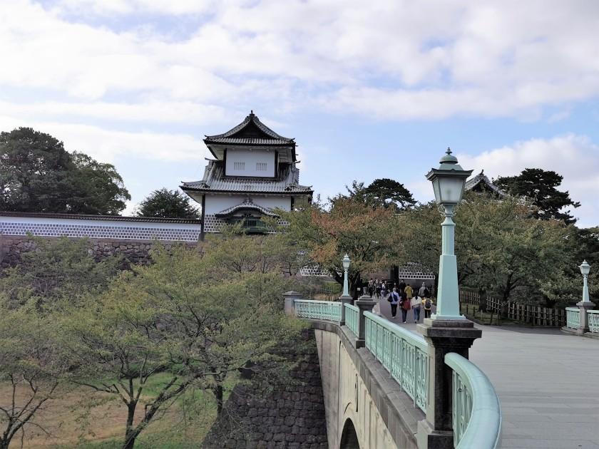 כניסה לטירת קאנזווה