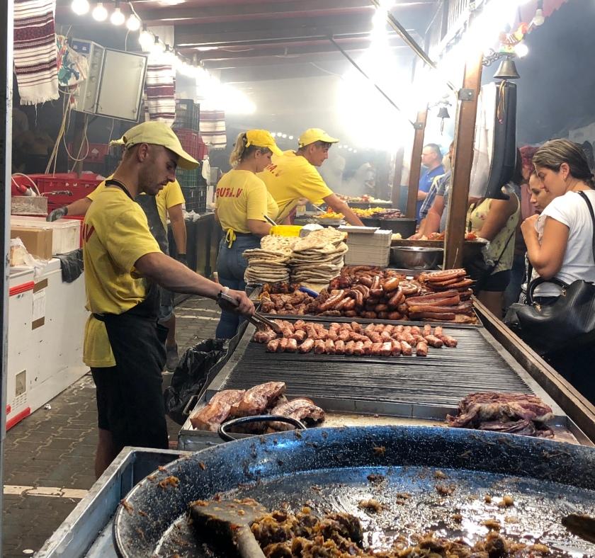 אוכל רחוב פסטיבל