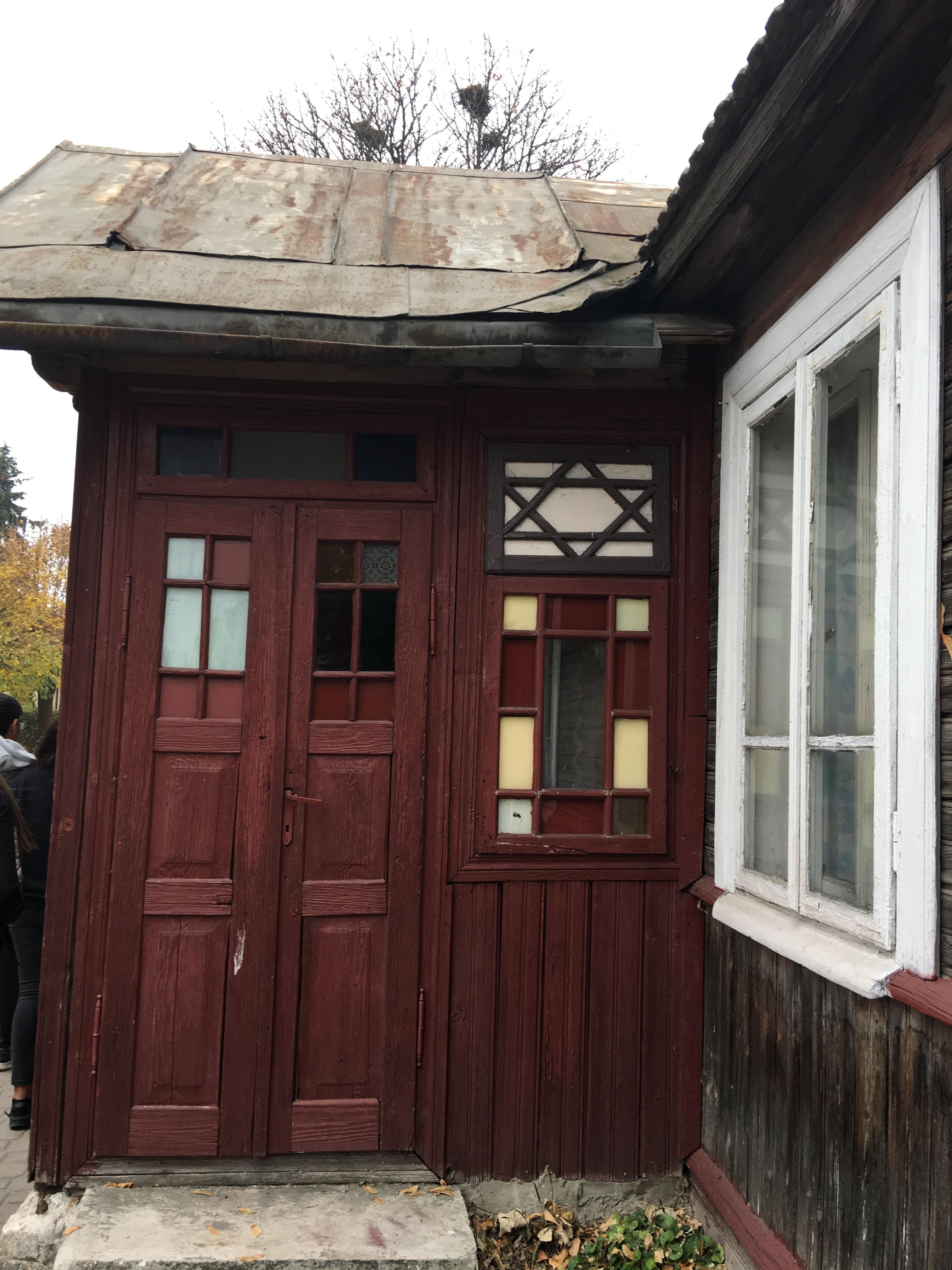 בית הכנסת הקטן והחדר