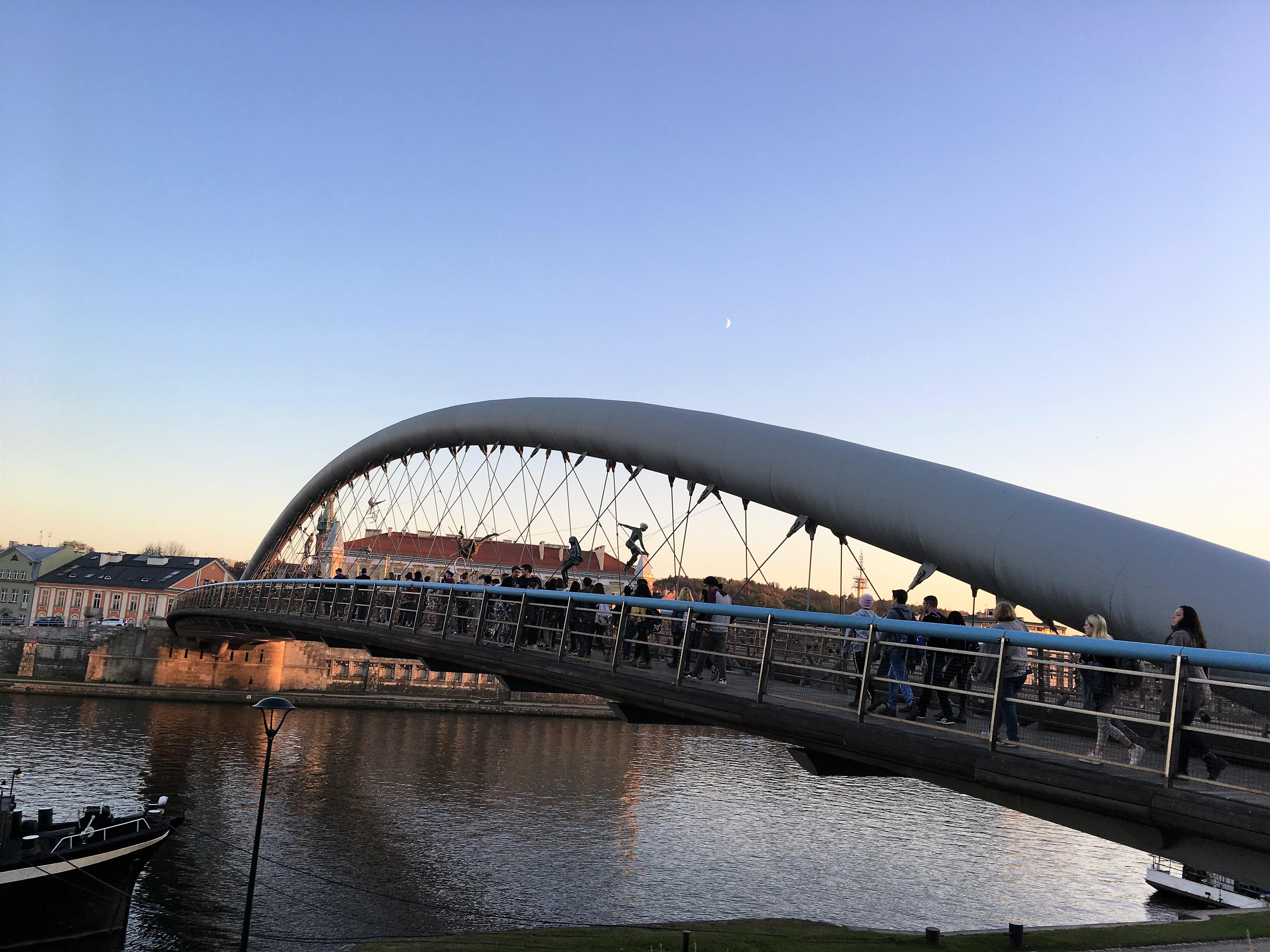 גשר הספורטאים