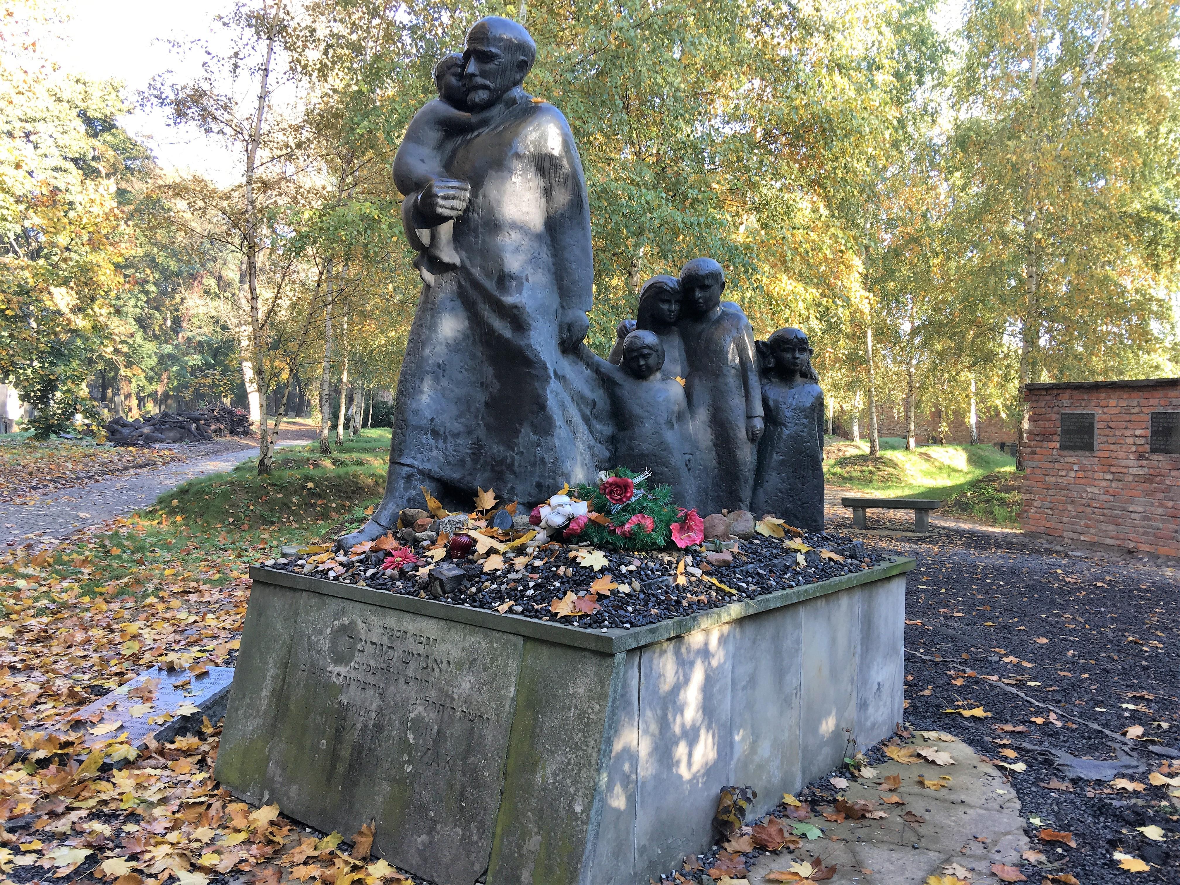 יאנוש קורצ'אק והילדים