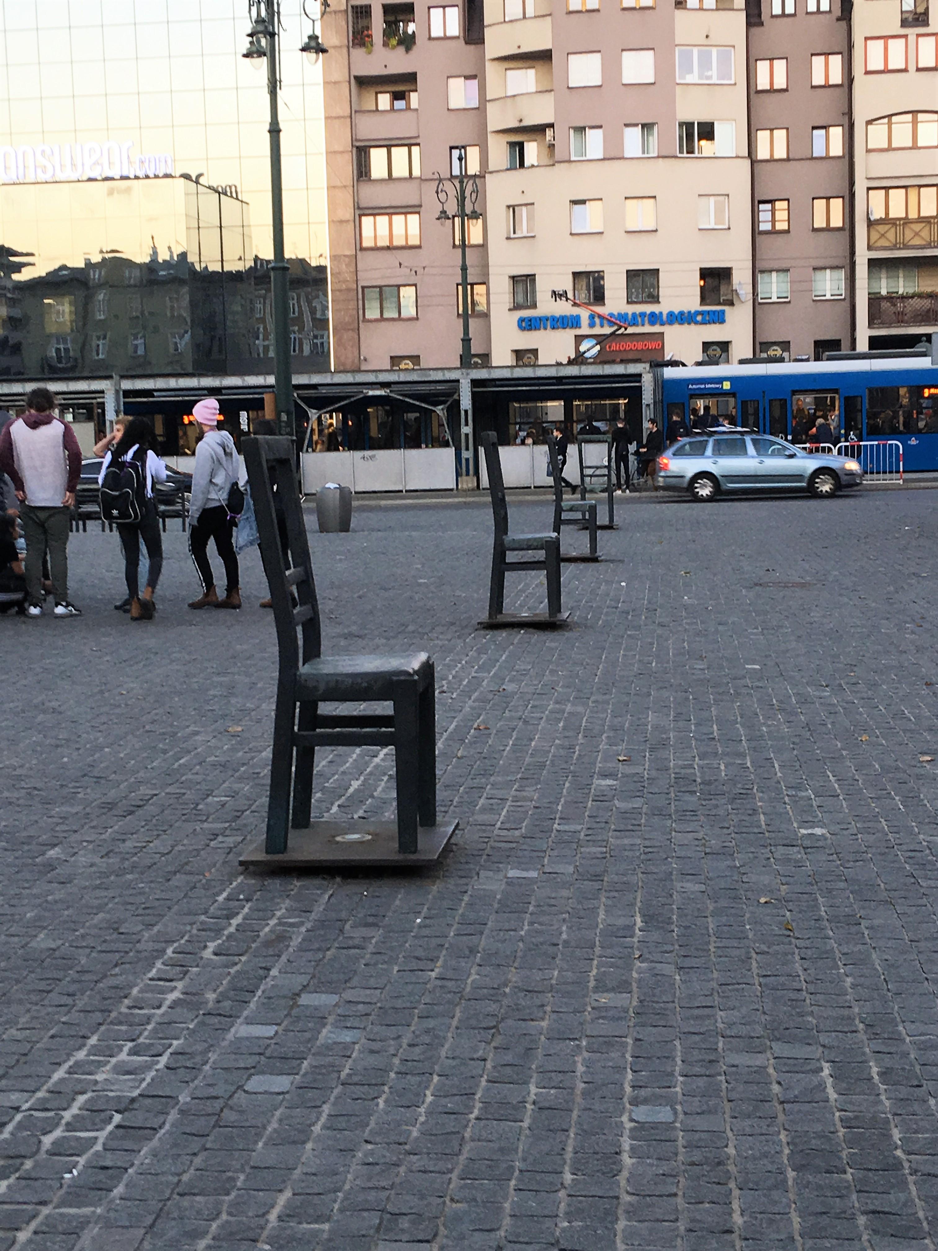 כיכר הכסאות