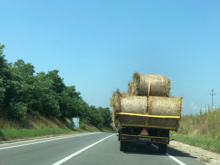 רומניה בדרכים